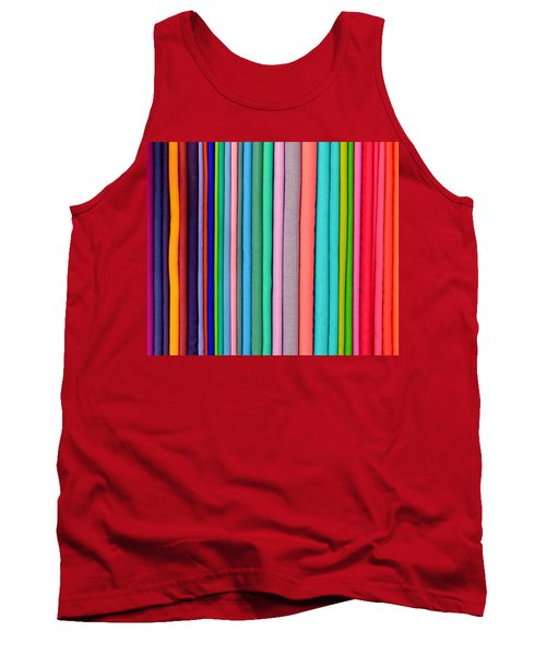 Colorful Pashminas Tank Top