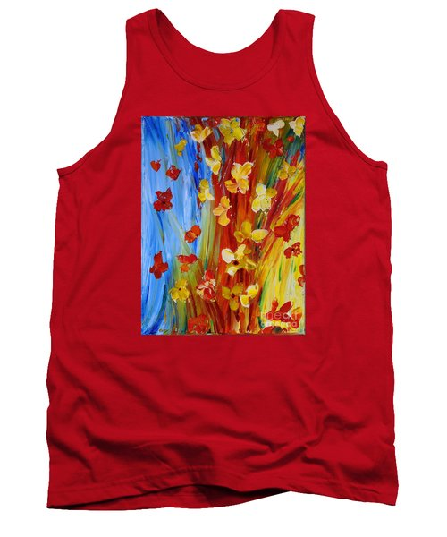 Colorful World Tank Top