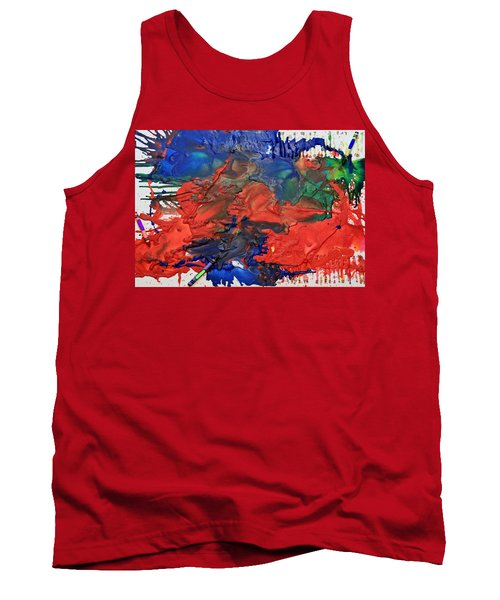Coloring Book Tank Top