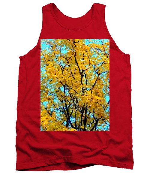 Colors Of Fall - Smatter Tank Top