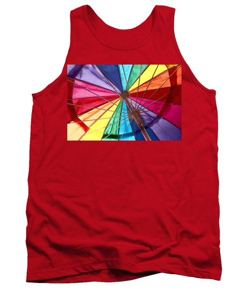 Colors Of Summer Tank Top