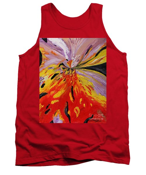Colourburst Tank Top