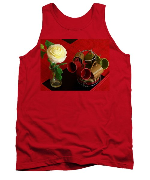 Tank Top featuring the photograph Comfort Zone by Rodney Lee Williams