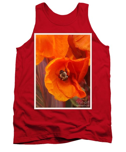 Complimenting One Another Tank Top by Sara  Raber