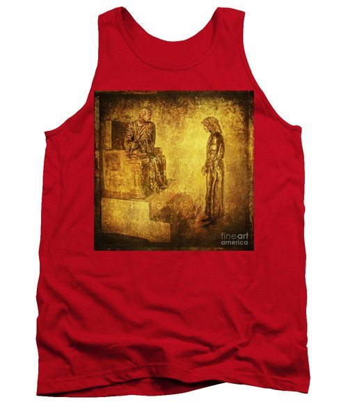 Condemned Via Dolorosa1 Tank Top