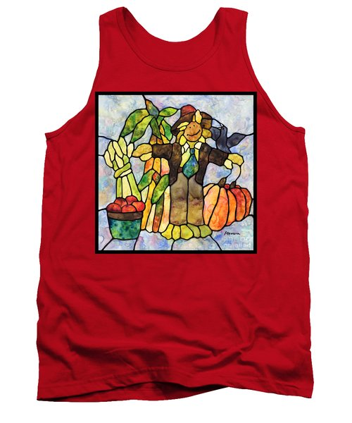 Country Fall Tank Top