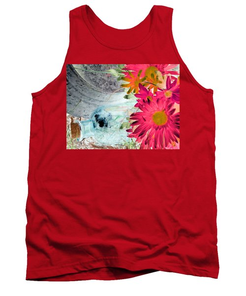 Country Summer - Photopower 1510 Tank Top