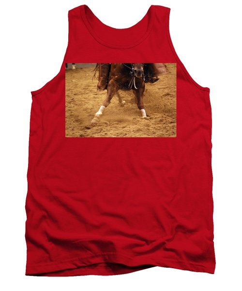 Cutting Horse 6 Tank Top