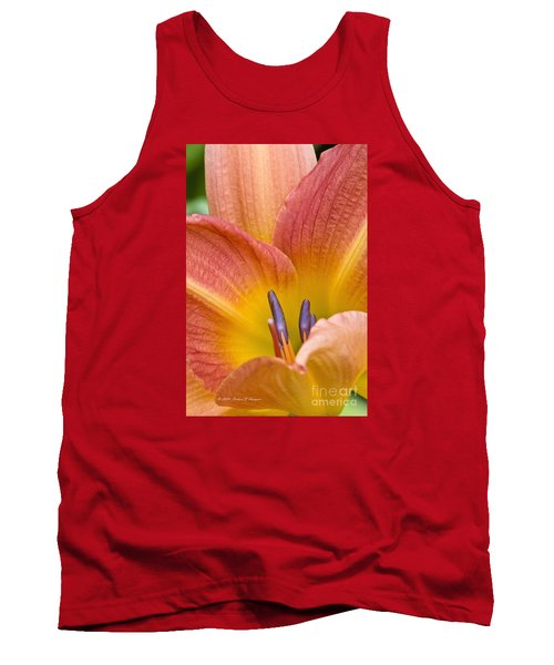 Day Lily  3 Tank Top