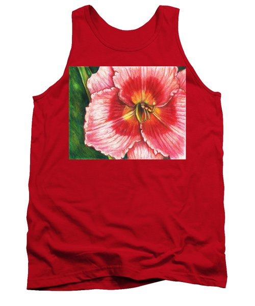 Daylily Delight Tank Top