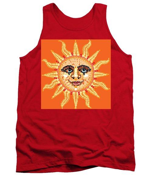 Dazzling Sun Tank Top
