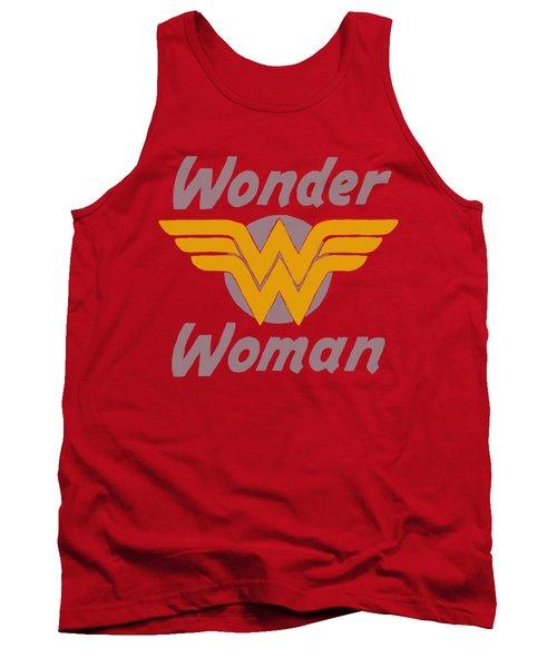 Dc - Wonder Wings Tank Top