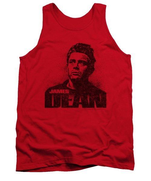 Dean - Dean Graffiti Tank Top by Brand A