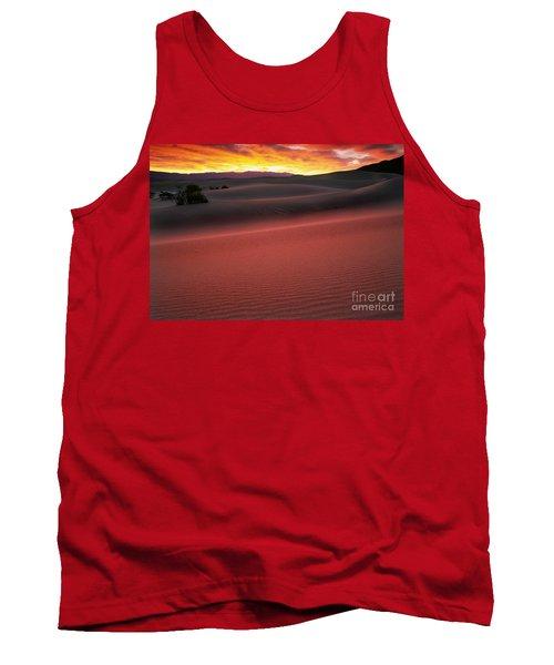 Death Valley Sunrise Tank Top