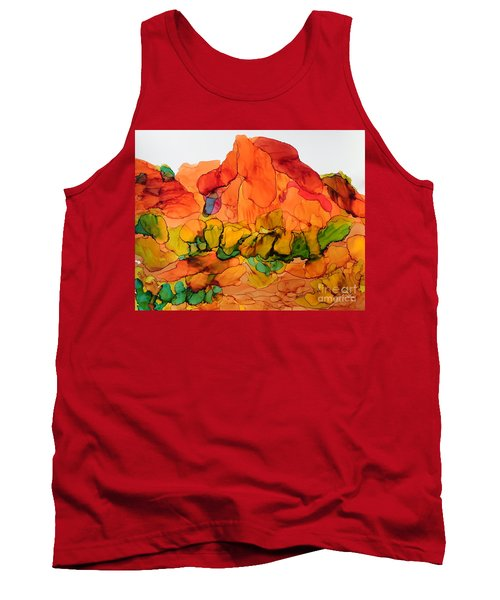 Desert Beauty 6 Tank Top