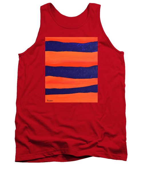 Desert Streams Tank Top