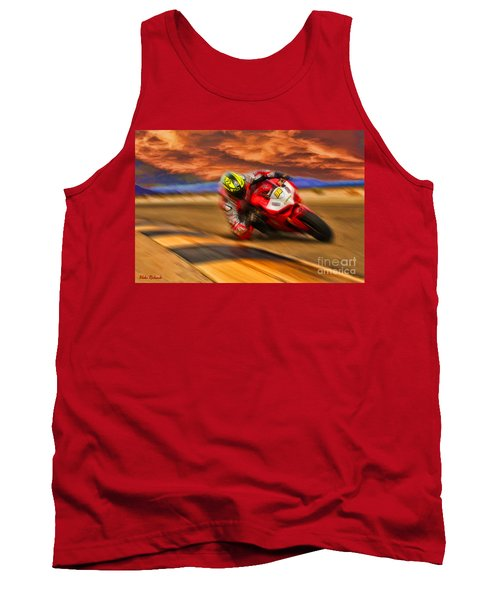 Domenic Caluori At Speed Tank Top