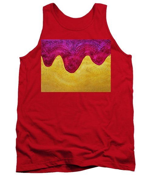 Dream Of Dunes Original Painting Tank Top
