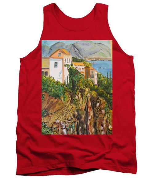Dream Vacation Tank Top