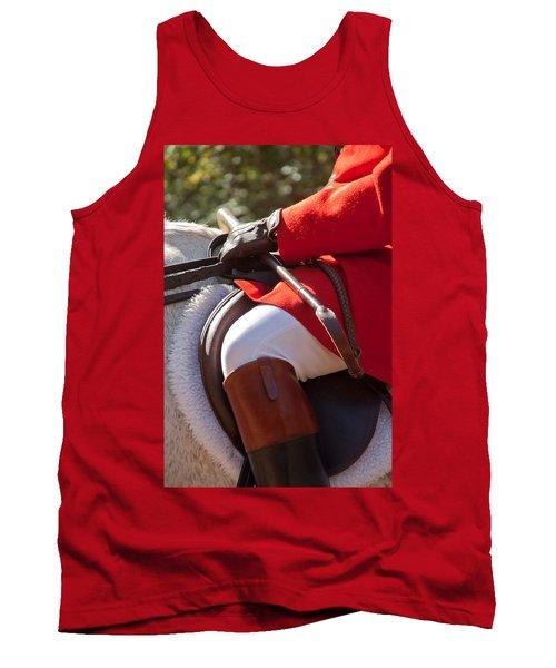 Dressed Rider Tank Top