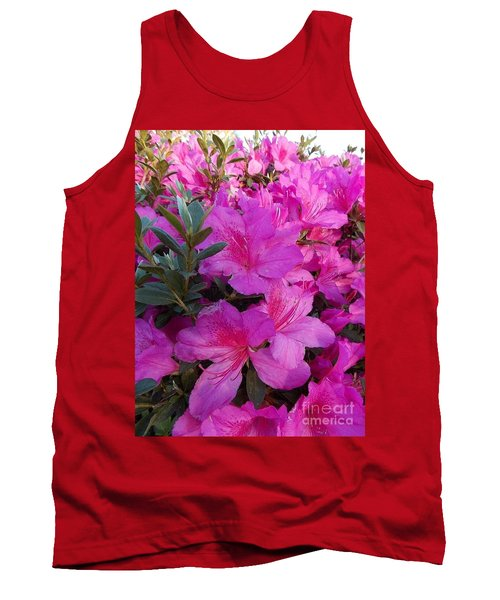 Easter Azaelas Tank Top