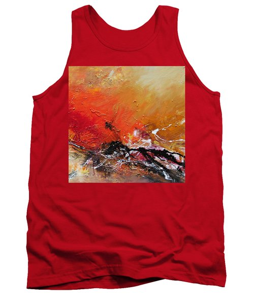 Emotion 2 Tank Top by Ismeta Gruenwald
