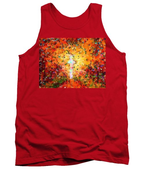End Of The Road  Tank Top