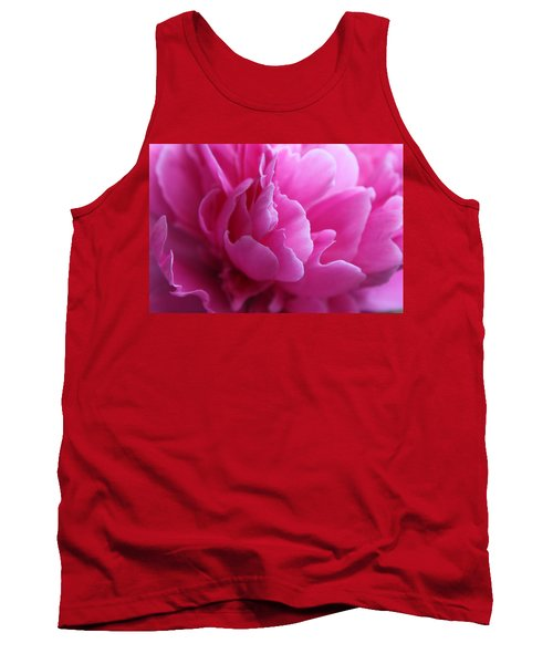 End Of The World Pink Tank Top