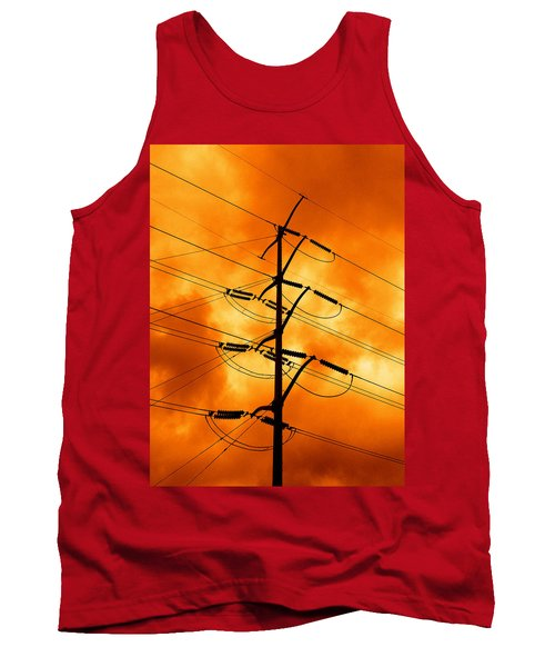 Energized Tank Top