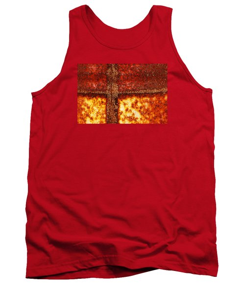 Tank Top featuring the photograph Erosion by Wendy Wilton