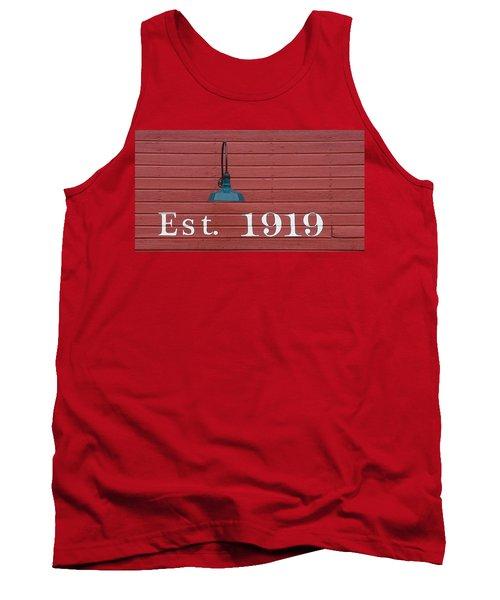 Est 1919 Tank Top