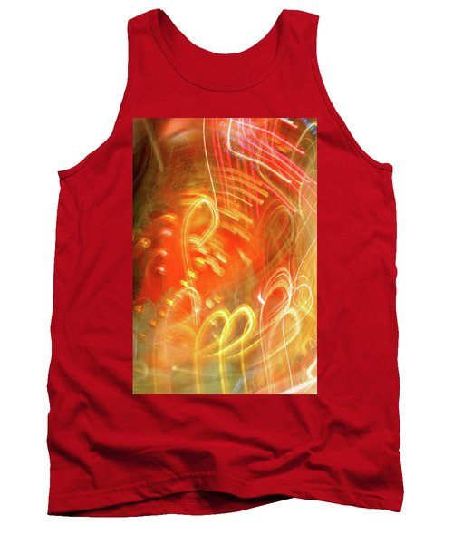 Extra Ball Time Tank Top