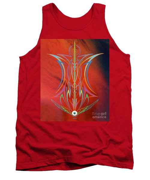 Eye Flying Tank Top
