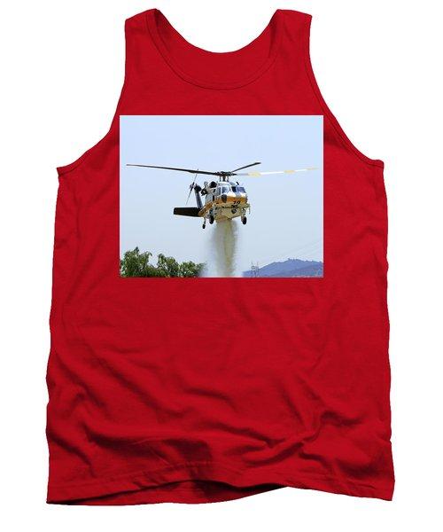 Fire Hawk Water Drop Tank Top