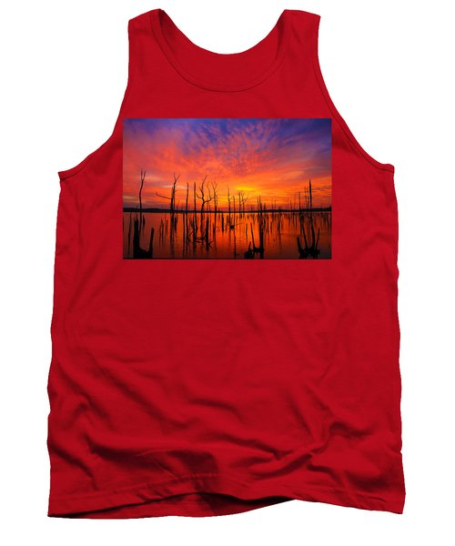 Fired Up Morn Tank Top