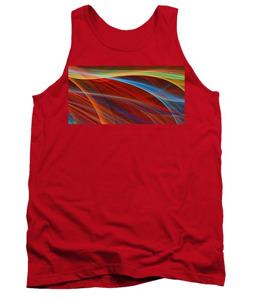 Flaunting Colors Tank Top