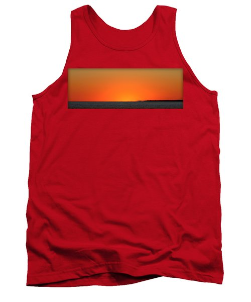 Florida Orange Tank Top
