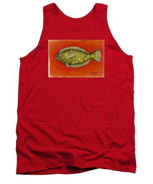 Flounder Tank Top