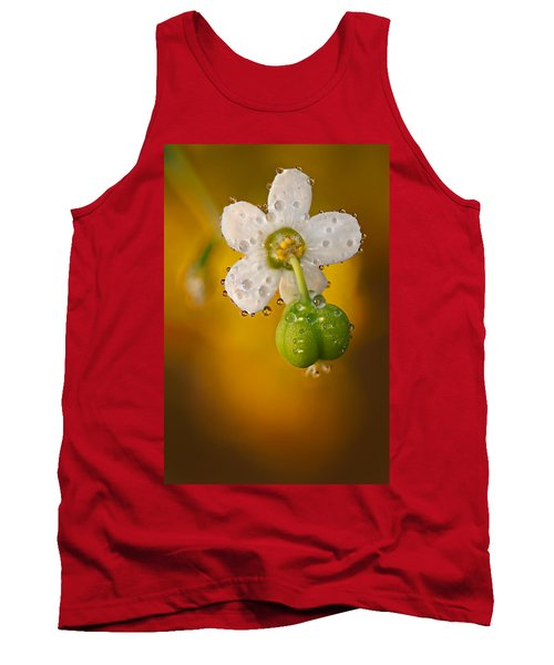 Flowering Spurge  Tank Top