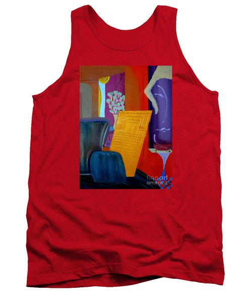Flowers For Matisse Tank Top