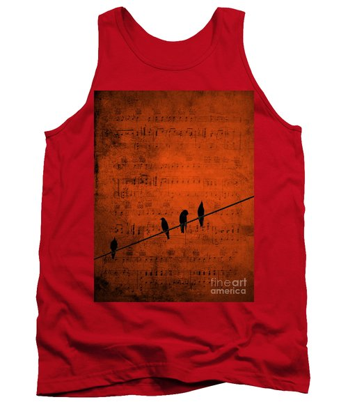 Follow The Music Tank Top