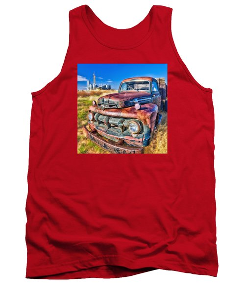 Looking For Work Tank Top