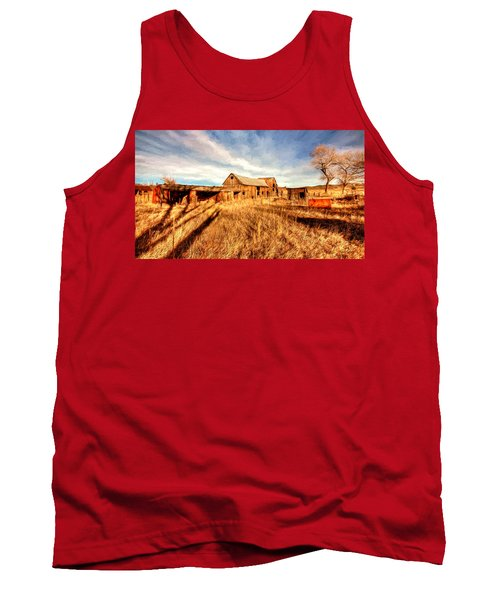 Forgotten Farm Tank Top
