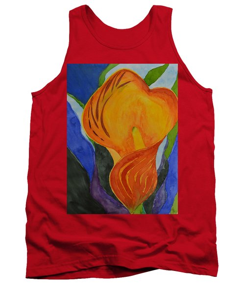 Form Tank Top by Beverley Harper Tinsley