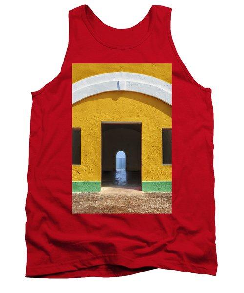 Fort Castillo San Felipe Del Morro Tank Top