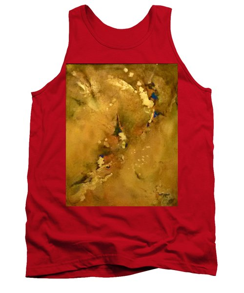 Fossils 3 Tank Top