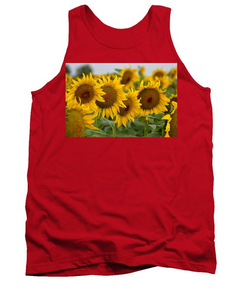 Tank Top featuring the photograph Four by Ronda Kimbrow