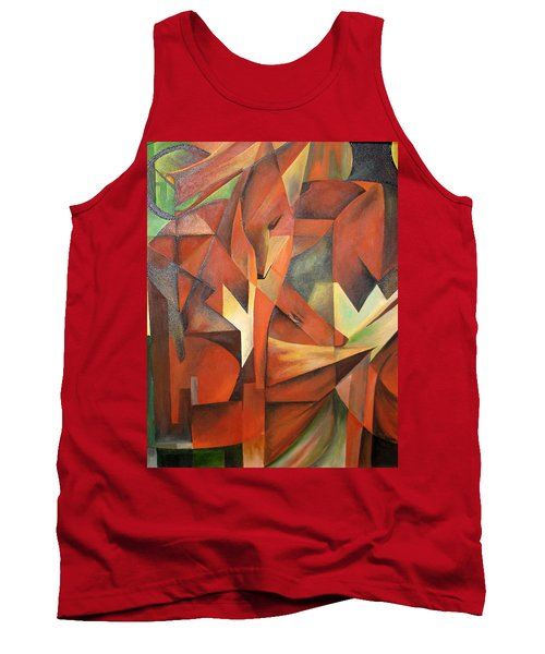 Foxes Tank Top