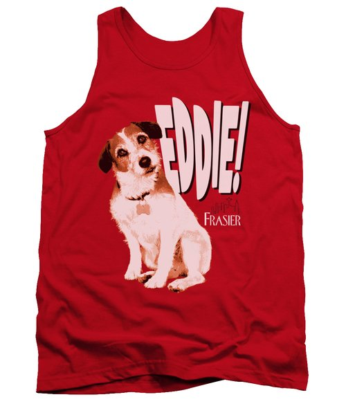 Frasier - Eddie Tank Top