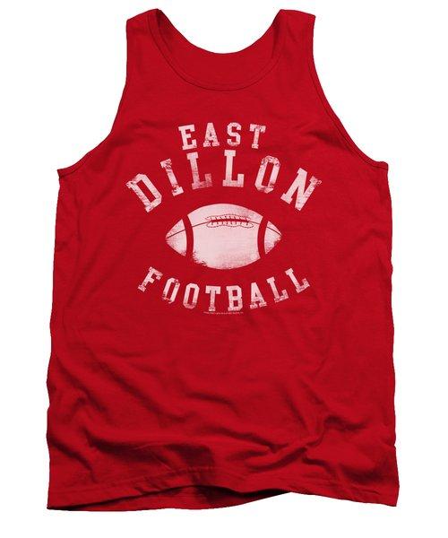 Friday Night Lts - East Dillon Football Tank Top